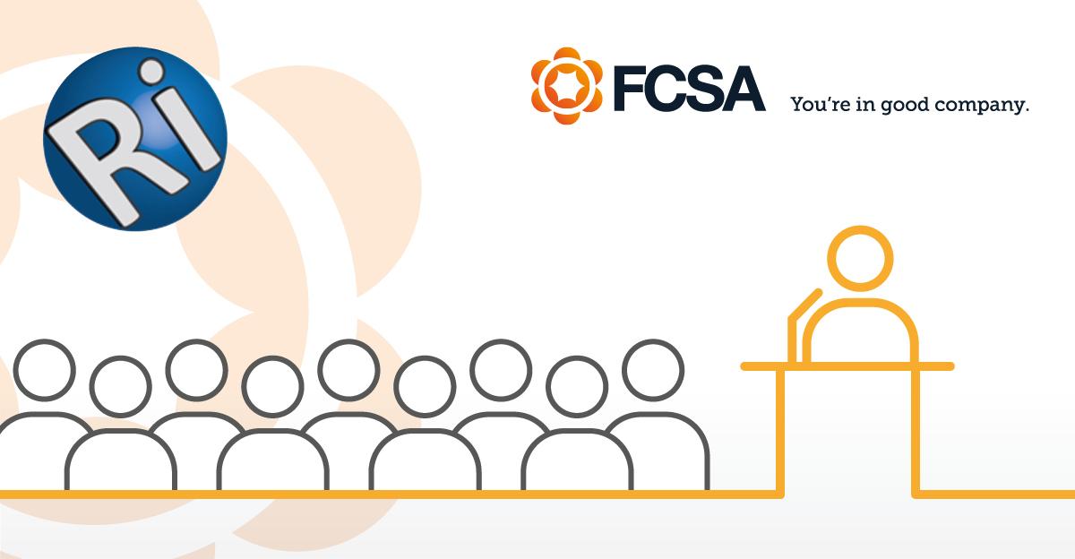 FCSA at RI Industry Supplier Awards