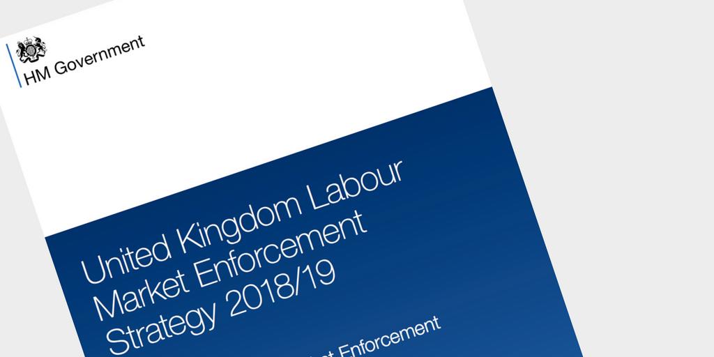 FCSA comments on Labour Market Enforcement Strategy