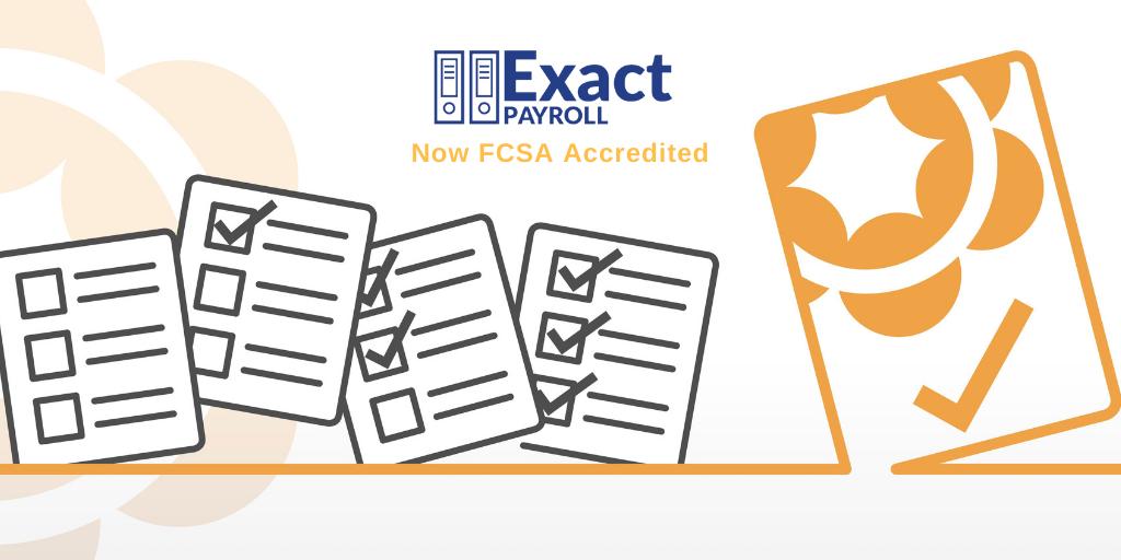 New FCSA Accredited Member - Exact Payroll