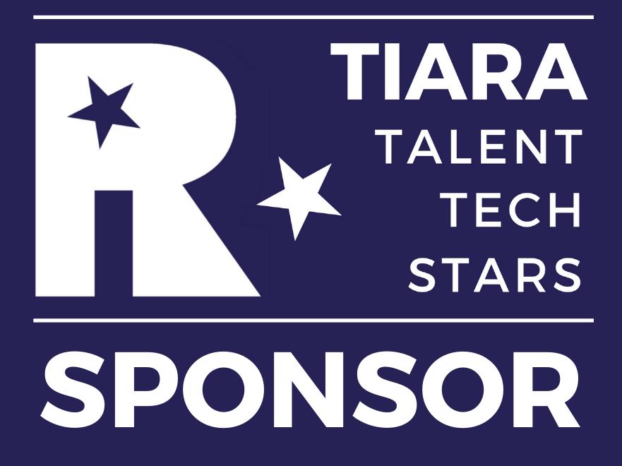 Talent Tech Stars Sponsor